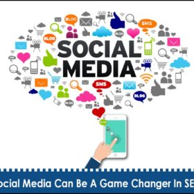 Social Media Can be a Game Changer in SEO